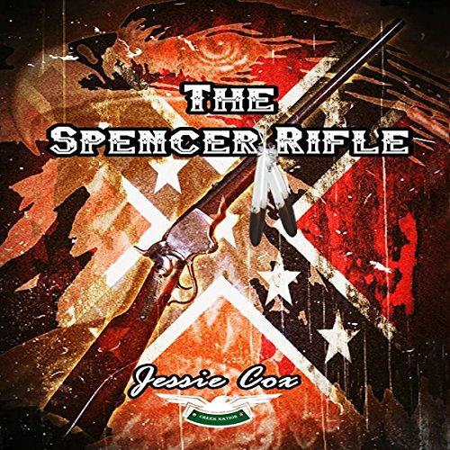 The Spencer Rifle audiobook cover art
