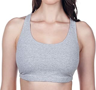 Cotton-Blend Multipurpose Sports Bra