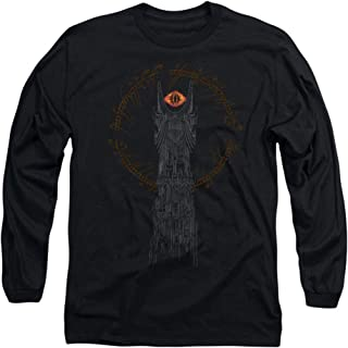 Lord of The Rings Tower of Sauron Eye Longsleeve T Shirt & Stickers