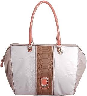 Guess Tisbury Satchel Bag Henkeltasche 36 cm