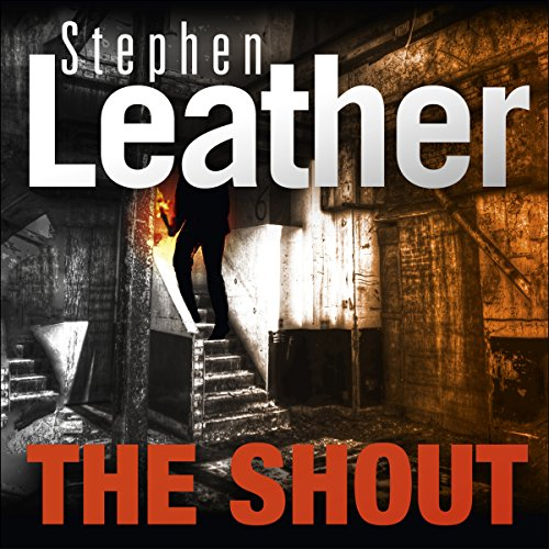 The Shout audiobook cover art