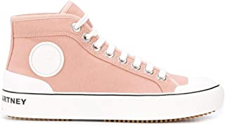 STELLA MCCARTNEY Luxury Fashion Womens 800030N00466802 Pink Hi Top Sneakers |