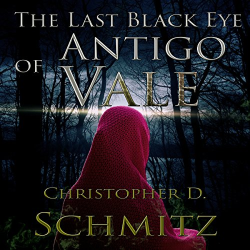 The Last Black Eye of Antigo Vale audiobook cover art