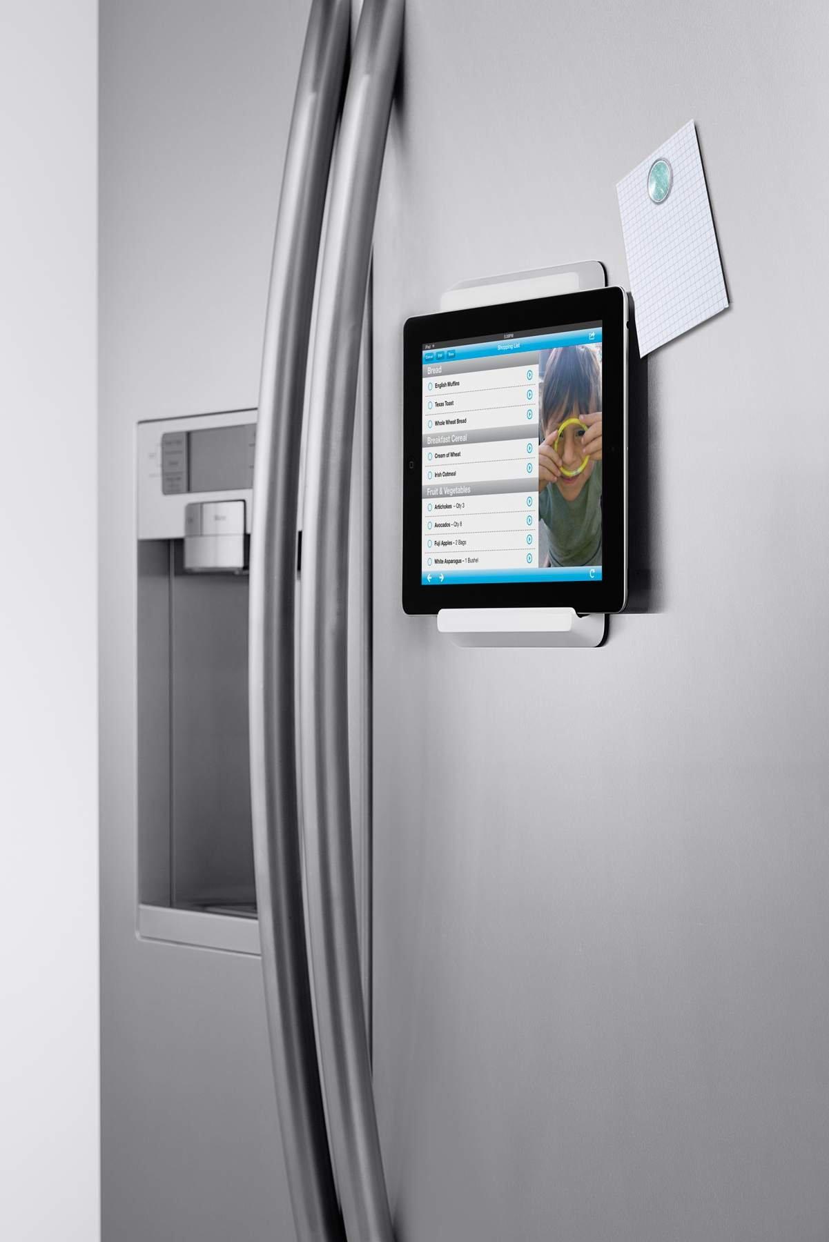 Belkin F5L098CW - Soporte para frigorífico para iPad 2: Amazon.es: Informática