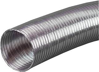 sistema de 250 mm de di/ámetro, 1 m de largo Tubo flexible de aluminio