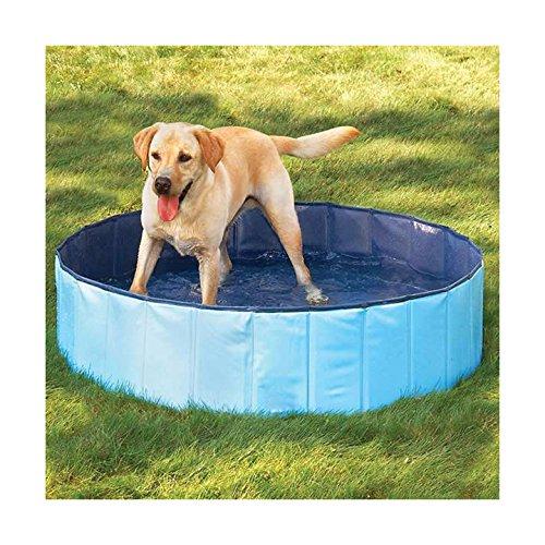 FurryFriends - Piscina Plegable para Perro, bañera Plegable para Perro/Gato – SPA Plegable