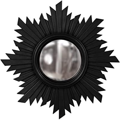 Howard Elliott 51268BL Euphoria Mirror, Black