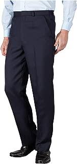 Mens Quality Formal Elasticated Trouser Pants