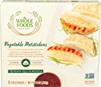 Whole Foods Market, Vegetable Potstickers, 8 oz, (Frozen)