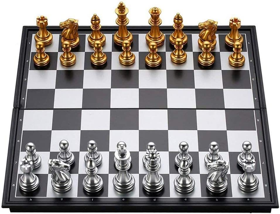 Zyj Max 79% OFF stores Folding Magnetic Travel Chess Chi Set Adults Bombing free shipping for Kids