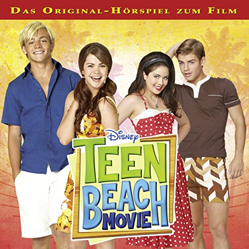 Teen Beach Movie Titelbild