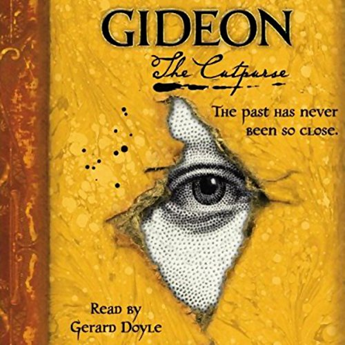 Gideon the Cutpurse audiobook cover art