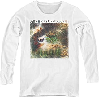 Pink Floyd Saucerful of Secrets Adult Long Sleeve T-Shirt for Women