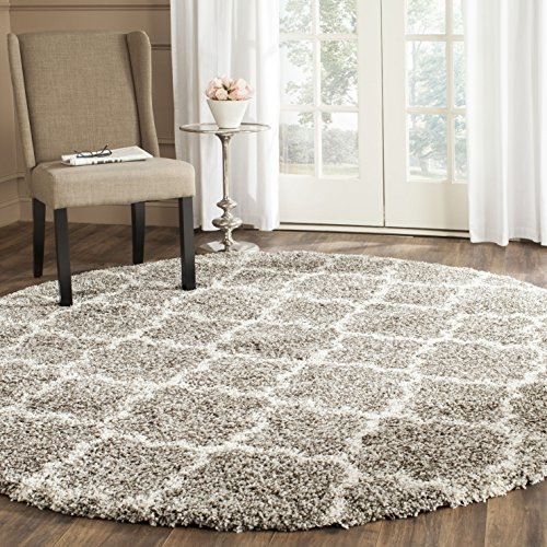 7 feet round area rug - 7