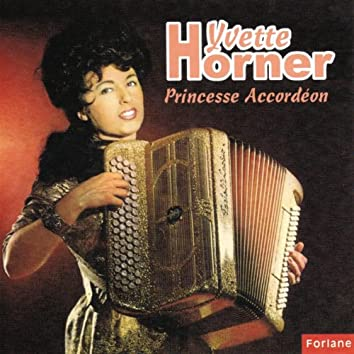 Yvette Horner Princesse Accordéon (French Accordion)