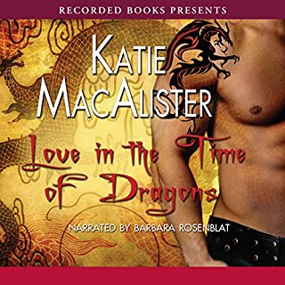Love in the Time of Dragons cover art