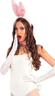 Fiestas Guirca Costume Coniglio Coniglietto Tuta Cosplay tutona