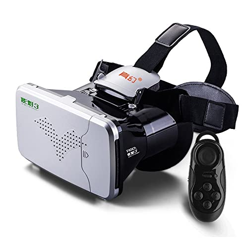 67ea660340f1 VIGICA RIEM III 3D VR Virtual Reality Headset Immersive VR Glasses 3D Video  Movies and Games