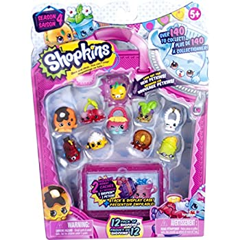 Shopkins Season 4 12 Pack | Shopkin.Toys - Image 1