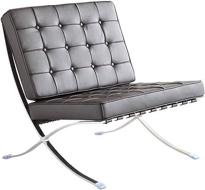 Amazon.com: Coaster Home Furnishings Silla Casual Accent ...
