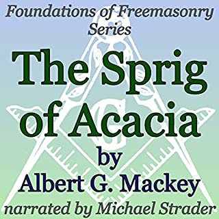 The Sprig of Acacia audiobook cover art