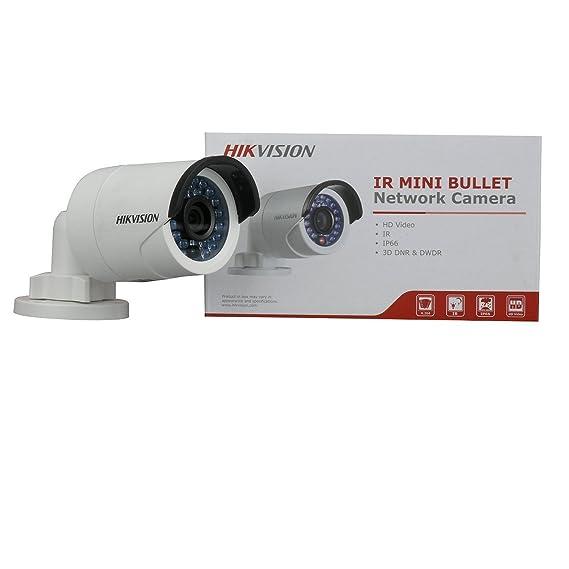 HIKVISION English Version DS-2CD2052-I 5MP 4 mm IP CCTV Camera