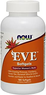 Now Supplements, Eve™ Women's Multivitamin, 180 Softgels