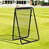 RapidFire RF Rebounders [3 Sizes] – Double Sided | POWERFUL & ERRATIC REBOUND | Portable Spring-Loaded Rebound Nets – Huge Fun For All Sports | Professionals Choice (RF150)