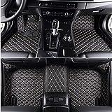 XHULIWQ Alfombrillas de Cuero para Coche, para Toyota Rav4 C-HR Hilux 2000-2020, Alfombrilla de Maletero Personalizada, diseño Interior de Coche