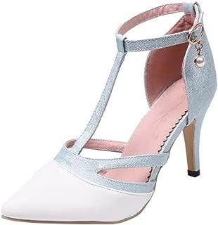 RAZAMAZA Women Fashion Pointed Toe Sandals