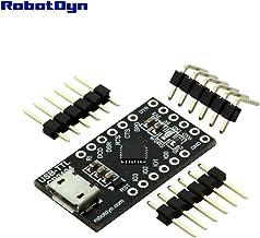 RobotDyn - CP2104 USB-TTL UART Serial Adapter-microcontroller, 5V/3.3V (Micro-USB)