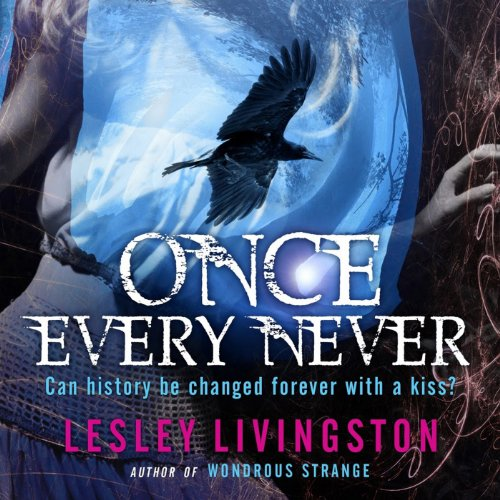 Once Every Never audiobook cover art