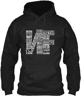 Perception Shirt Youth Rapper Shirts Logo Long Sleeve Kids Girls Boys Music and Lyrics Session If You Want Love Nathan Feuerstein Hoodie Sweatshirt Unisex Adult Men Women