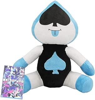 Ameshop Deltarune Lancer Plush Figure Toy Soft Stuffed Doll Gift 9.8