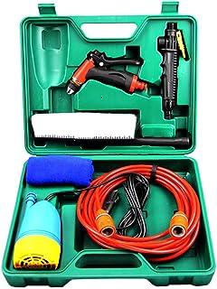 Electric Car Wash Car Washing Machine Portable High Pressure Car Home Car Wash Water Gun Mini Water Pump Car Washing Machi...