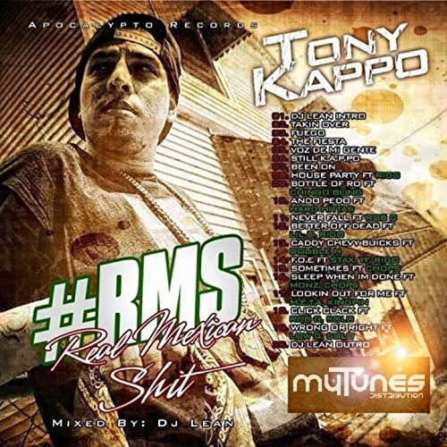 Tony Kappo
