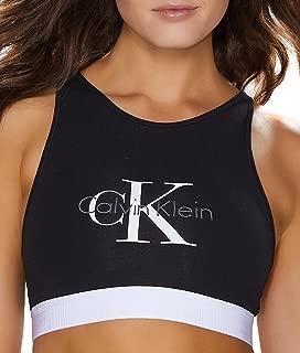 Women's Logo Cotton Unlined Bralette