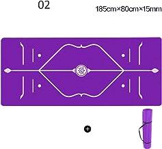 Yoga Matten 15 mm Beginners Dames Sport Deken