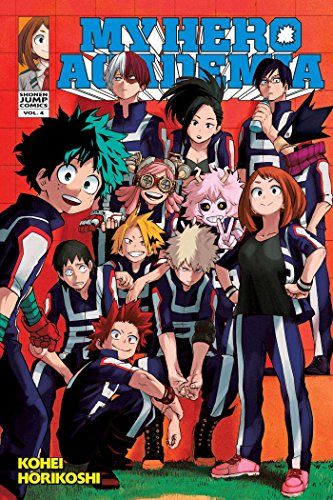 My Hero Academia, Vol. 4 (4)