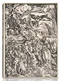 Berkin Arts Albrecht Durer Estirado Giclee Imprimir en Lienzo-Pinturas Famosas Arte Fino...