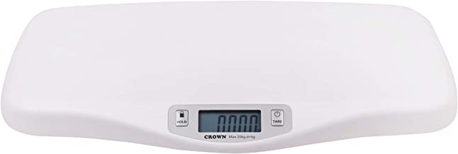Crown Digital Personal Baby Weighing Scale For Born Baby And Digital Baby Weighing Scale for Kids and Babies Electronic We...
