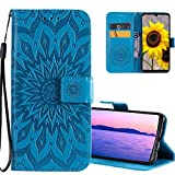 COTDINFOR Samsung Galaxy M10 Case PU Leather for Girls