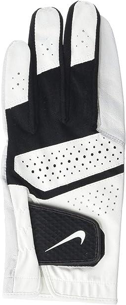 Pearl White/Pearl White/Black