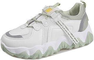 ZOSYNS Sneakers voor dames, gymschoenen, zomer, sportschoenen, schoenen met verhoogde inlegzolen, outdoorschoenen, maat 35-40