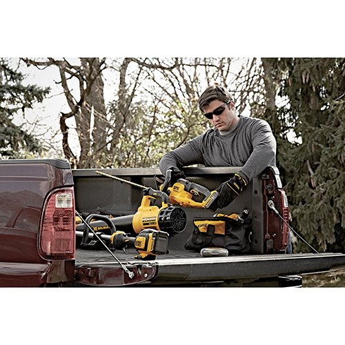 DEWALT 20V MAX Cordless Hedge Trimmer, 22-Inch, Tool Only (DCHT820B)