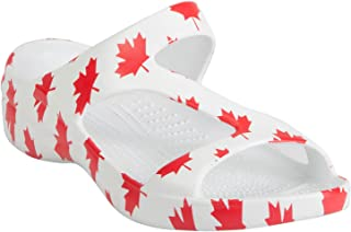 Women's Fun Collection Z Sandals - Canada (White/Red)