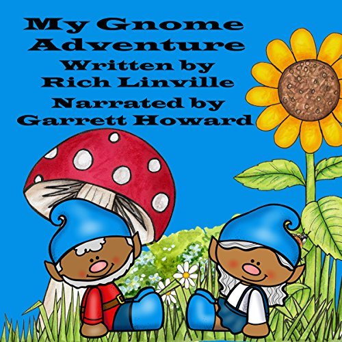 My Gnome Adventure audiobook cover art