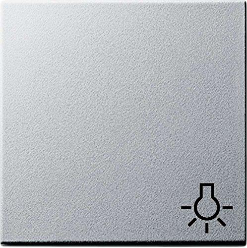 Gira 028526 Wippe Symbol Licht System 55, alu