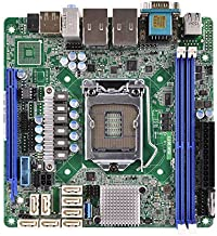 ASRock Rack Motherboard C236 WSI