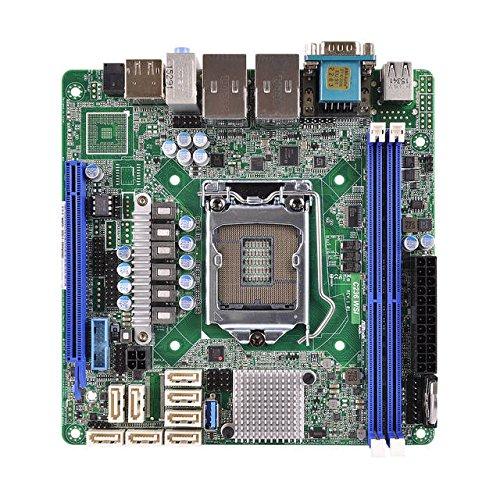 Asrock C236 WSI server/workstation motherboard LGA 1151 (Presa H4) Mini-ITX Intel® C236